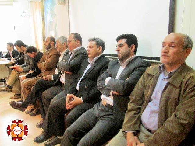 تودیع و معارفه فرماندار آق قلا